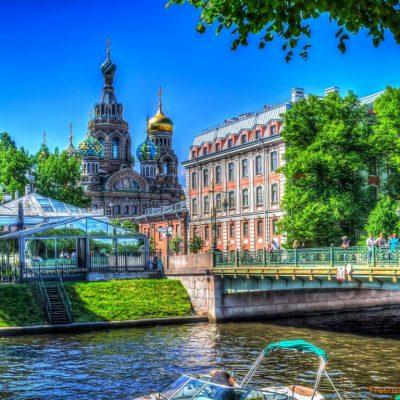 Онлайн тест на знание Петербурга